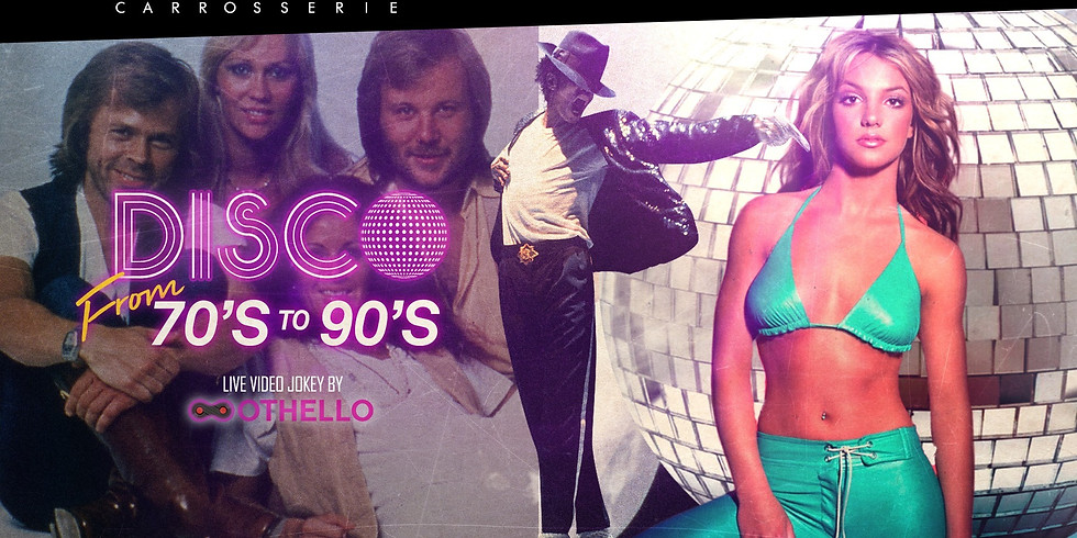 DISCO - From 70's to 90's • DJ Othello