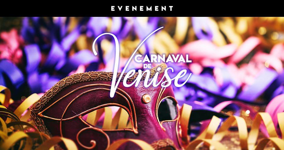 Le Carnaval de Venise à Genève !