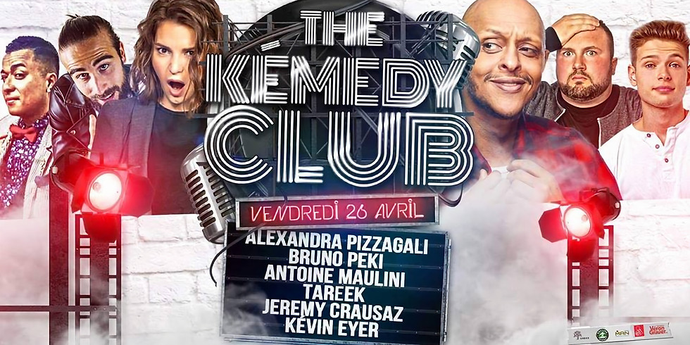 THE KEMEDY CLUB - S4 E8