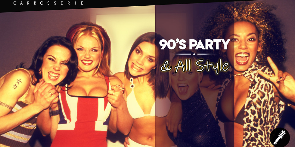 90'S PARTY & ALL-STYLE