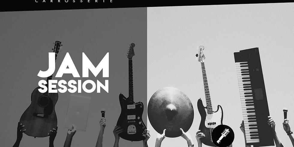 Jam Session / Scène ouverte Musical