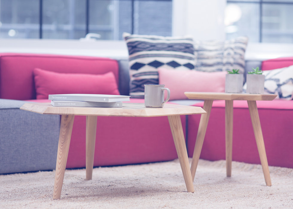 Round Wooden Tables