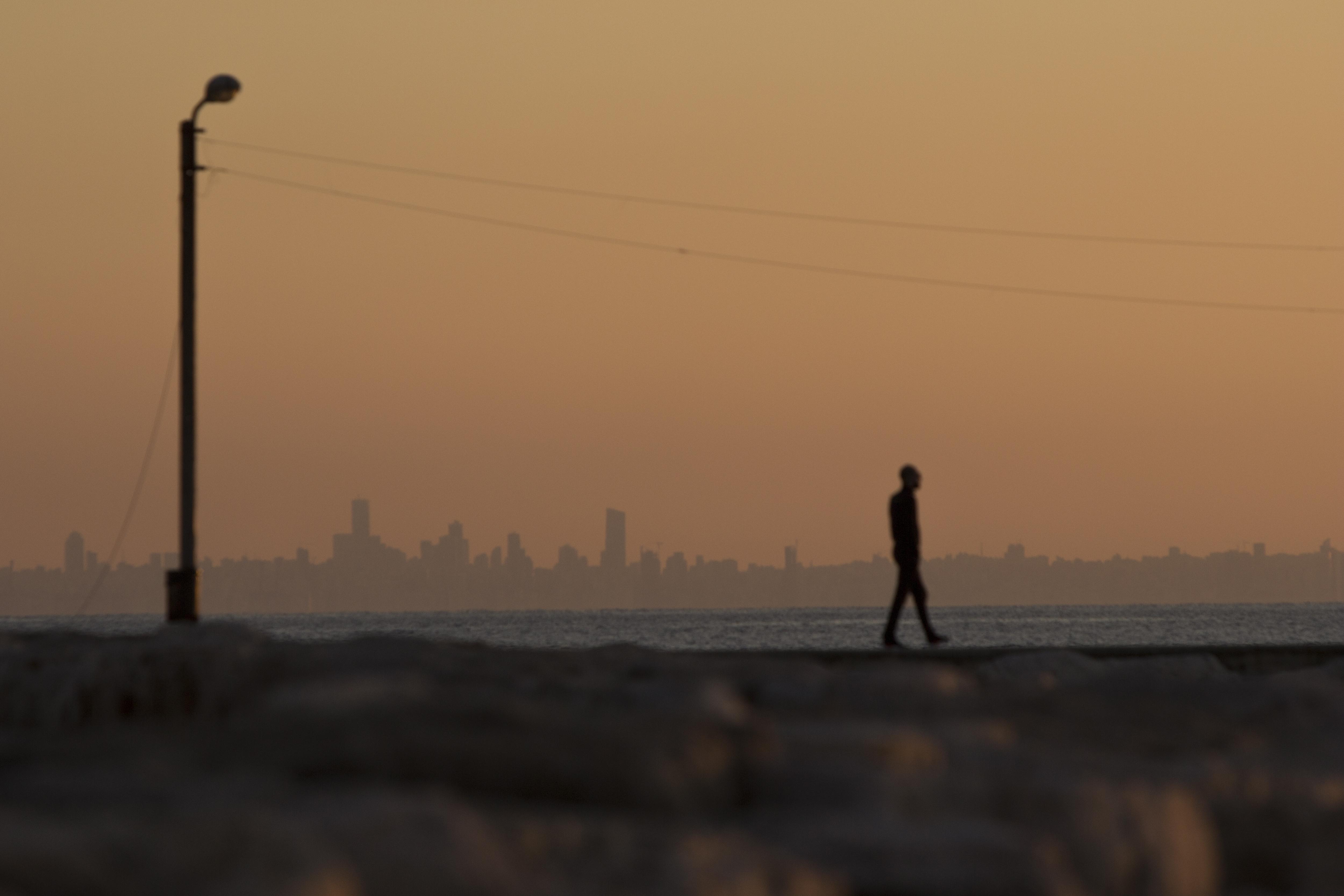 Skyline de Beyrouth