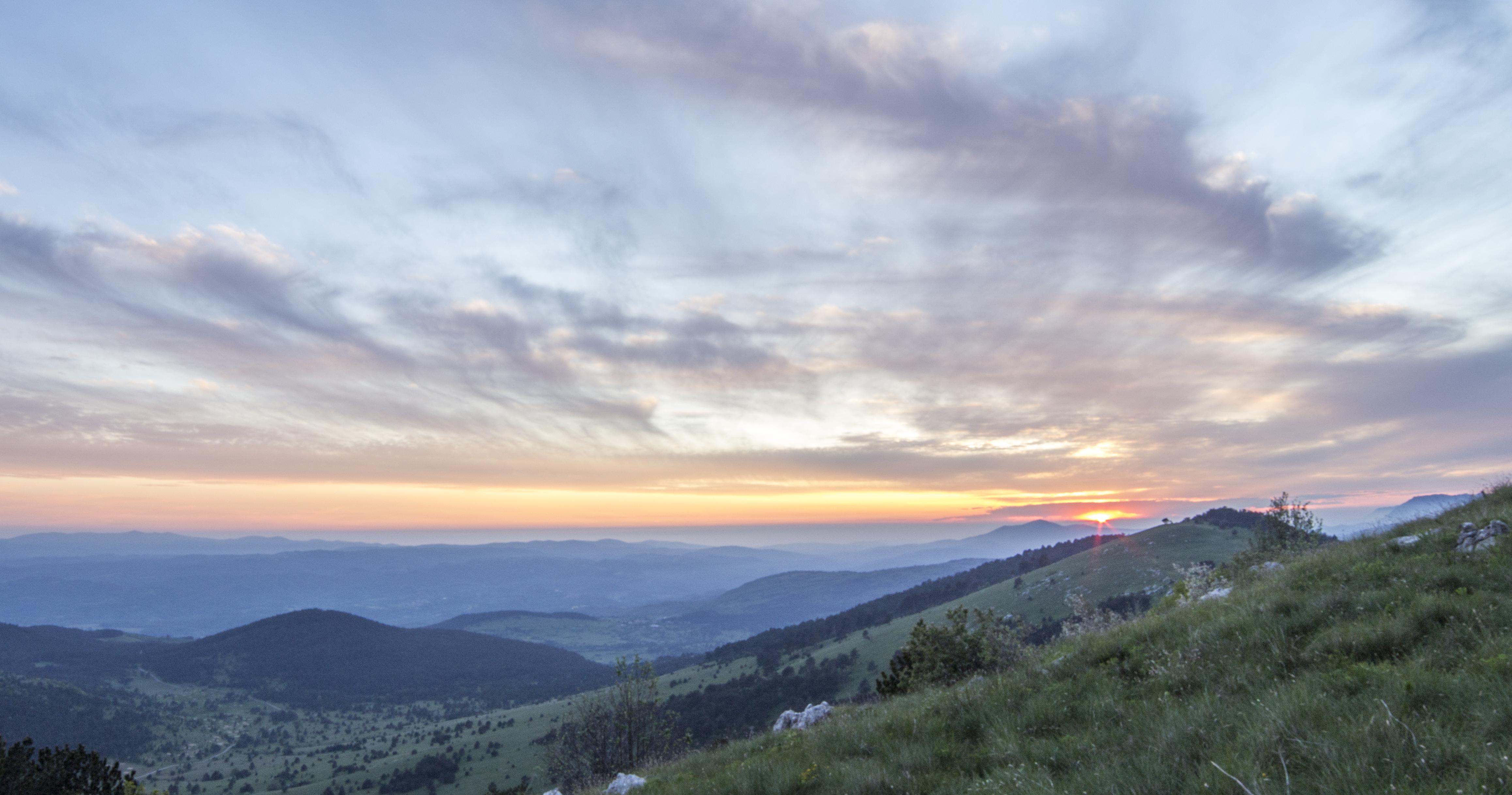 Monts Slovénes