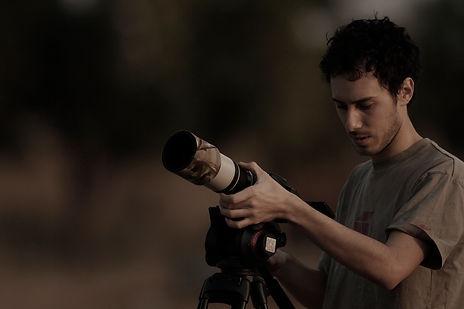 Victor Thire, tournage Sénegal