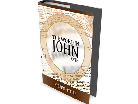 THE WORD IN JOHN ONE