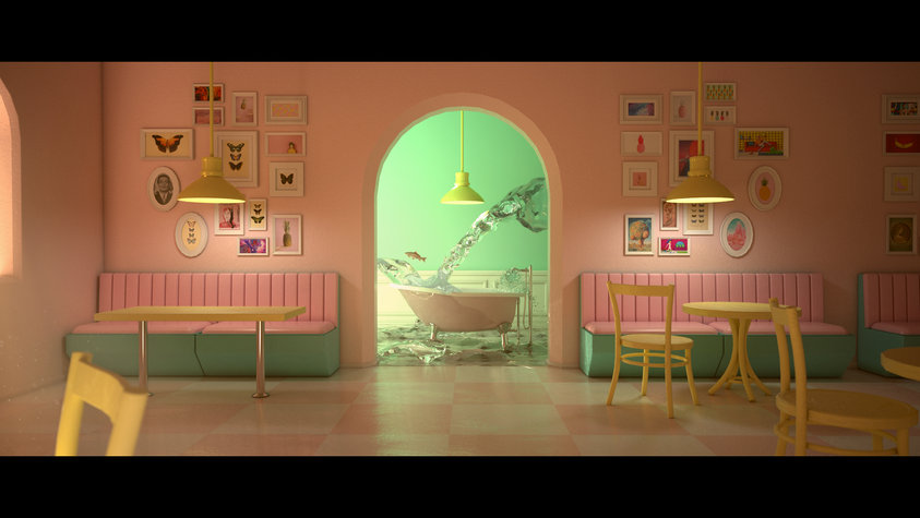 WES ANDERSON-INSPIRED