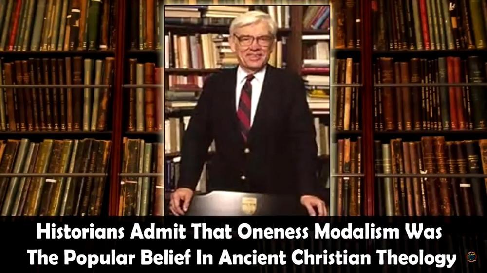 Oneness Modalism, The Popular Belief In Ancient Christian Theology, Response to Dr. Morrison Part 2