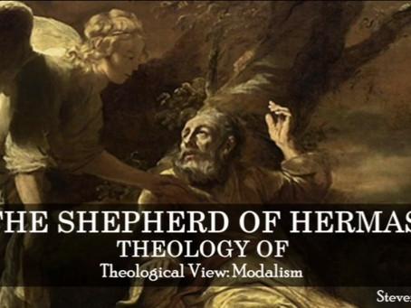 The Theology of the Shepherd of Hermas