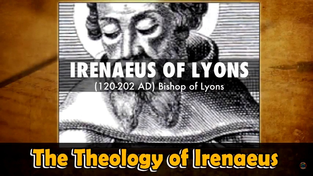 The Theology of Irenaeus, Response to Dr. Morrison Part 4