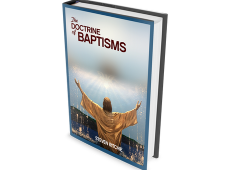 THE DOCTRINE OF BAPTISMS