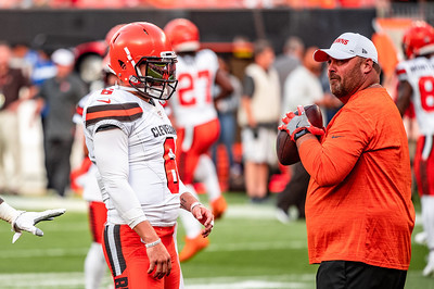Why you can't fire Freddie Kitchens… Yet.