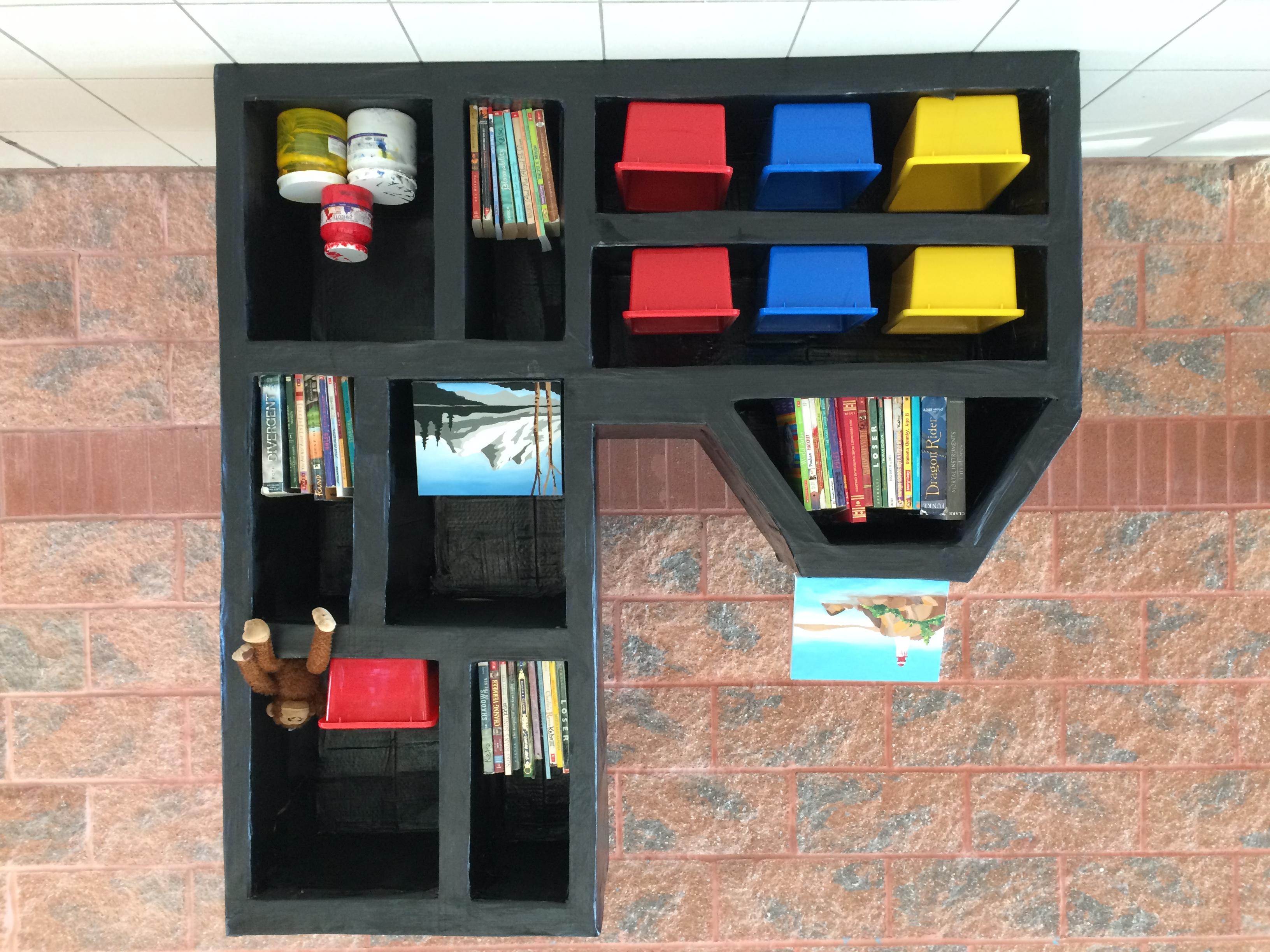 Kub Shelf