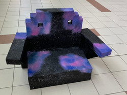 Chair Invader Final Product