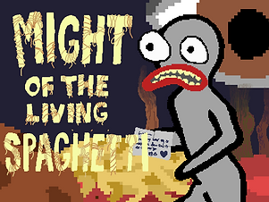 Might of the Living Spaghetti