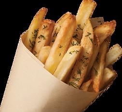 Batata frita cone