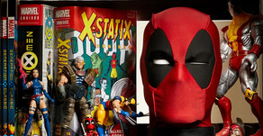 Own A Piece Of Deadpool...Literally
