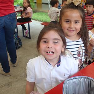Kinder Sharing Day