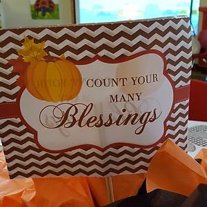 PK Thanksgiving