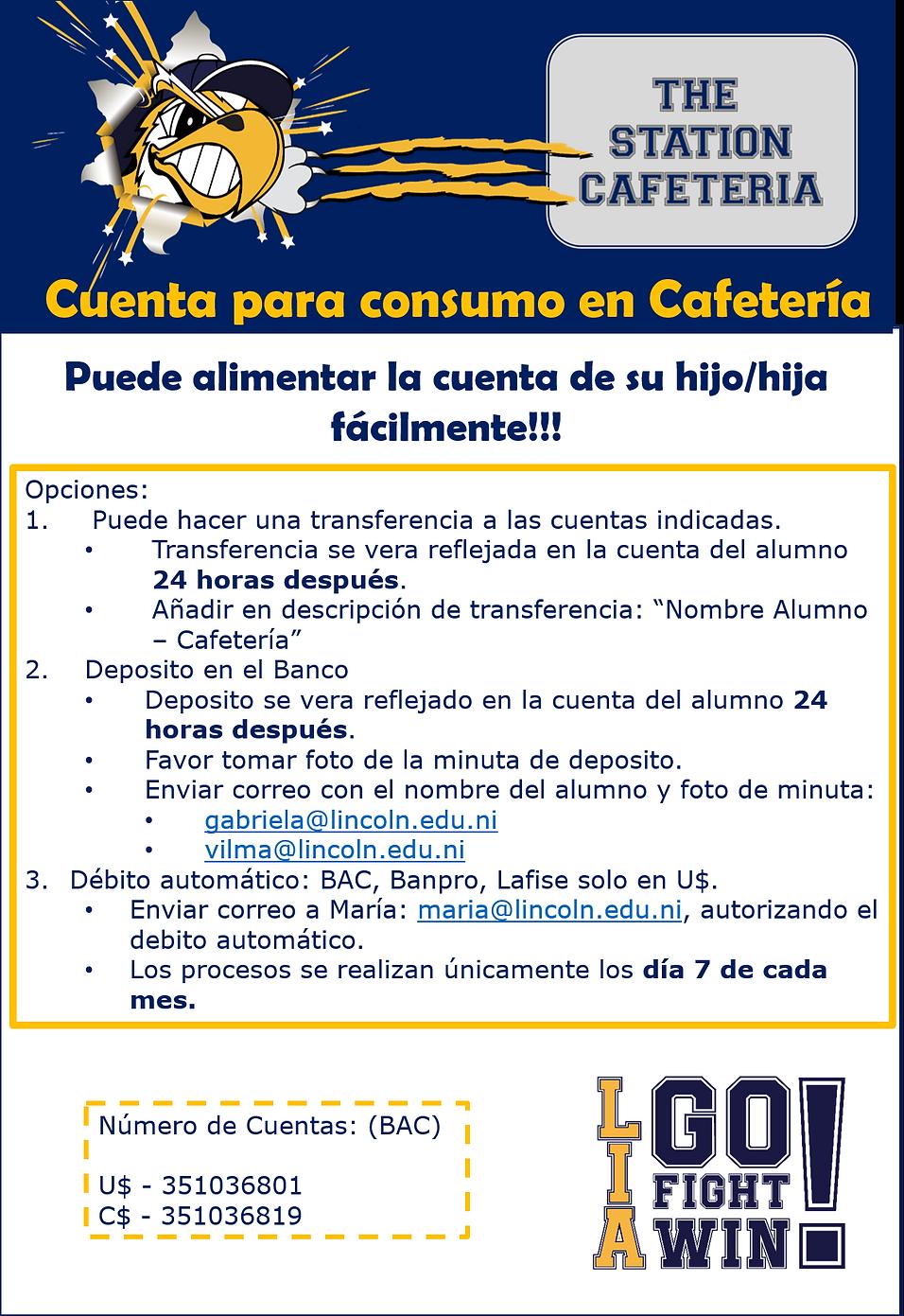 Cuenta para consumo en Cafeteria.png