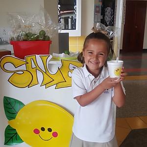Lemonade Sale