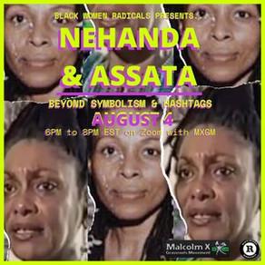 Event - US - Nehanda & Assata: Beyond Symbolism & Hashtags