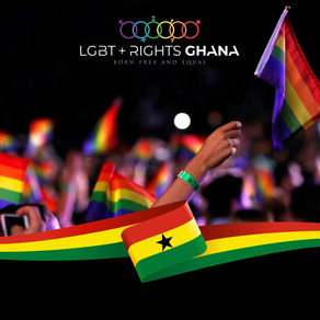 Fundraising: LGBT Rights Ghana COMMUNITY SUPPORT FUND