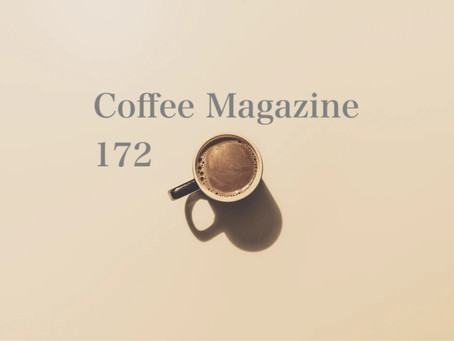Coffee Magazine 172 vol.6