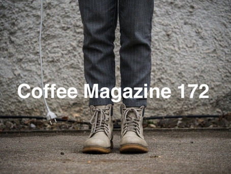 Coffee Magazine 172 vol.7
