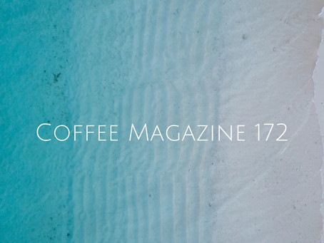 Coffee Magazine 172 vol.9