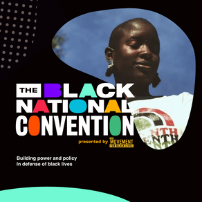 Event - US -The Black National Convention 2020