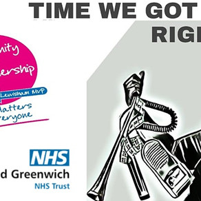 Event - UK - Time We Got it Right: Getting maternity right for BAME women and babies