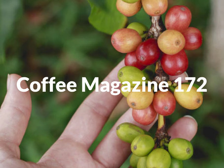 Coffee Magazine 172 vol.8