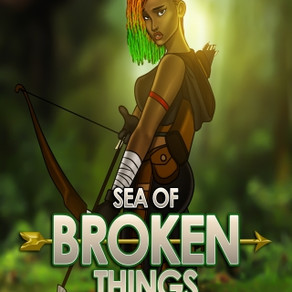 Sea of Broken Things, an African Fantasy Fiction