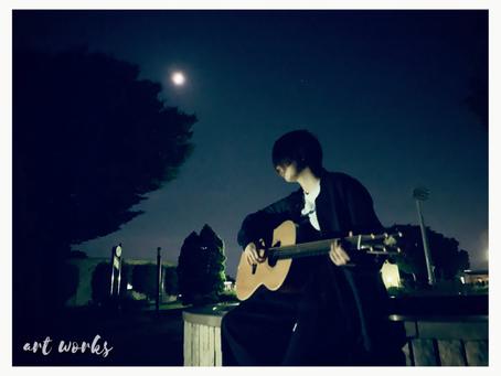 夜と月 / art works