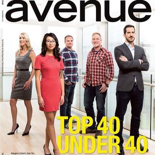 Avenue top 40