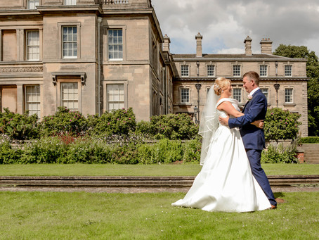 Mr and Mrs Haywood - Normanby Hall