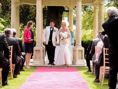 Mr and Mrs Allott - Wentbridge House Hotel