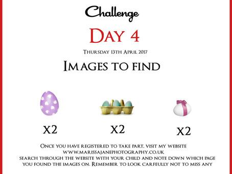 Easter Egg Hunt Challenge - Final Day