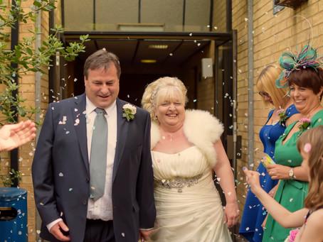 Mr and Mrs Kerrigan say IDO