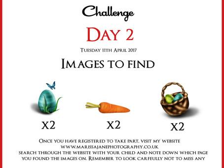 Easter Egg Hunt Challenge - Day 2