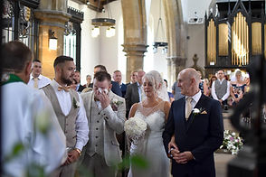 Wedding Photography Church