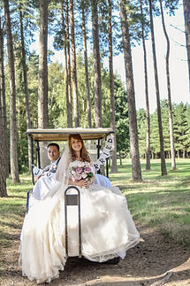 Forest Pines Wedding