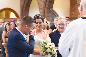Moorends Church Wedding Photography