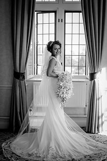 Bride Photography Helaby Hall
