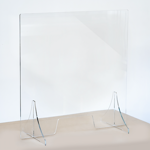 PLEXISCHERM - THE ORIGINAL - 5 mm DIK - 79x79 CM