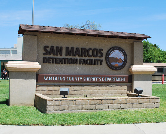 San Marcos Detention
