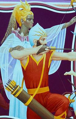 Cyrus the Archer