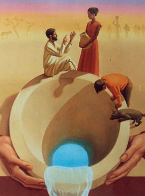 Christ at the Well
