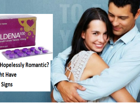 Are You Hopelessly Romantic? You Might Have Similar Signs